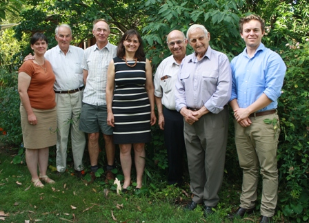 The Wheen Bee Foundation Board of Directors
