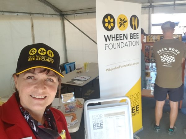 Fiona Chambers (CEO, Wheen Bee Foundation)