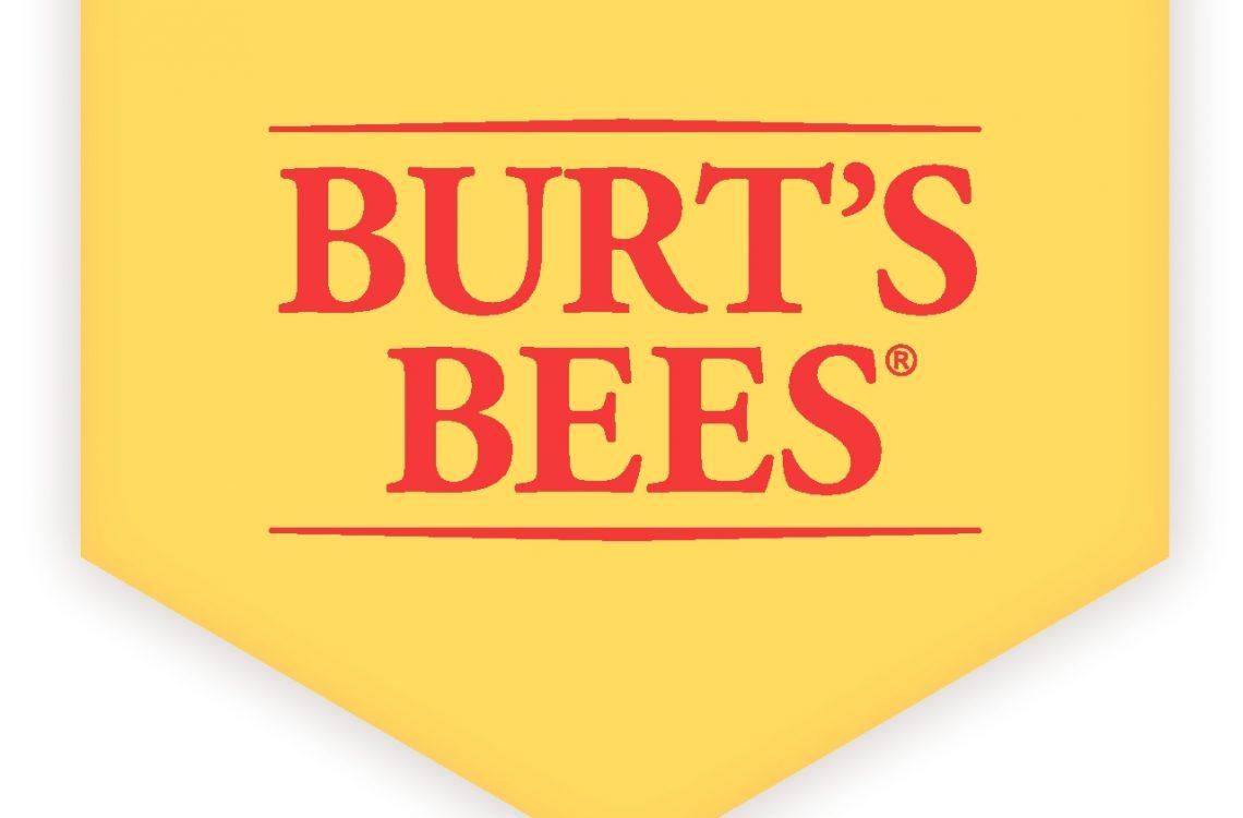 Burts Bees yellow logo